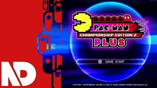 [Pac-Man Championship Edition 2 Plus] First Look
