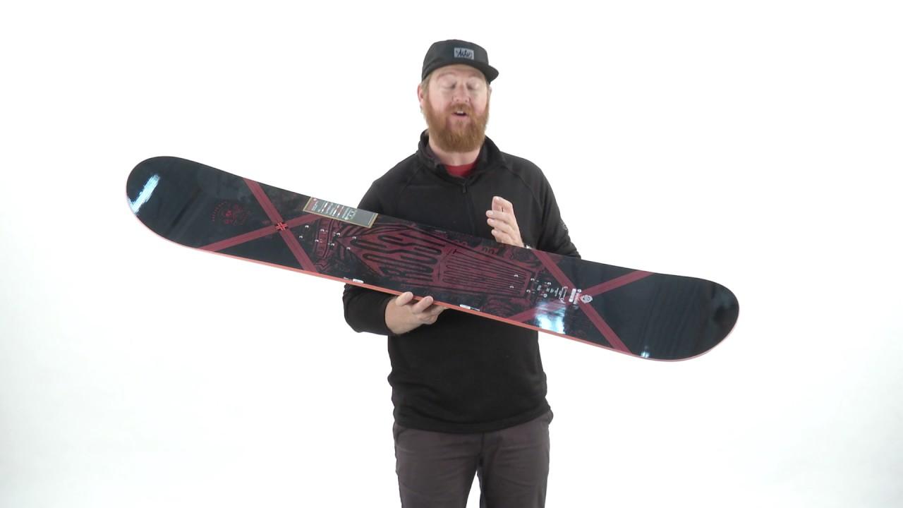 304107f89c3b 2016 Rossignol Circuit Amptek Snowboard Review - The-house.com - YouTube