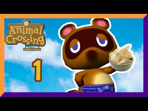 Wonen in de KROEP HOEK~ Animal Crossing - Aflevering 1