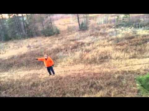 Hunter Harassment Part 1