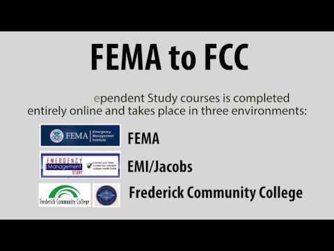 FEMA to FCC tutorial