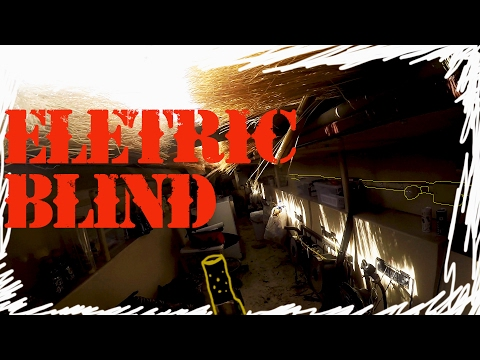 Electric Blind & 500 Bird Snow Geese Shoot