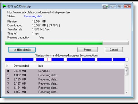 how to increase internet download manager(IDM) download speed upto ...