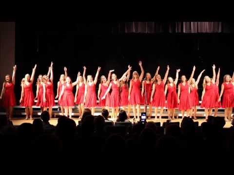 Christian Academy of Louisville Show Choir 2014 Part 4