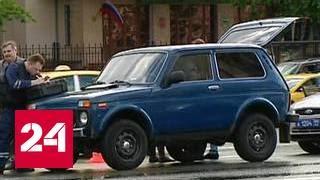 Стрельба возле банка в Москве: криминальные разборки или попытка ограбления?