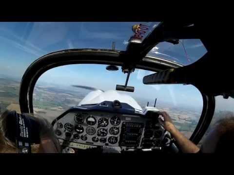 Bulldog Flight
