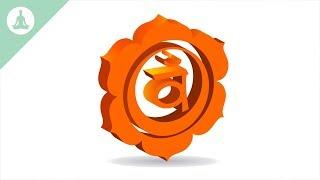 Svadhisthana Meditation, Sacral Chakra, Healing and Balancing