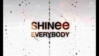 Everybody by SHINee [AUDIO/MP3]