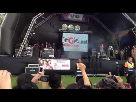 Imran khan, Amplifier, Live performance @ Asian Festival East London