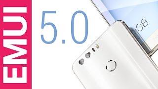 Honor 8 EMUI 4.1 VS 5.0