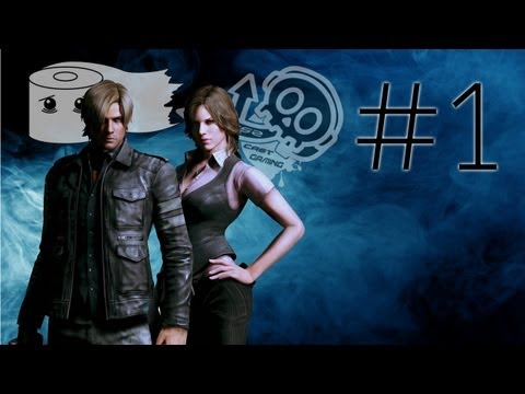Resident Evil 6: Helena [Xcrosz Cam] - Chapter 1