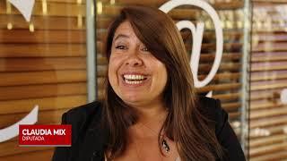 Diputada Claudia Mix propone medidas para incorporar a más mujeres en la política