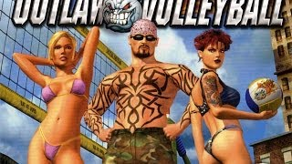 CGR Undertow - OUTLAW VOLLEYBALL review for Xbox
