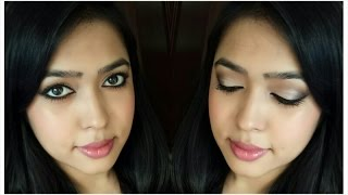 Everyday Makeup for Work/College - Nude Tude palette