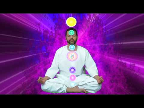 Violet Flame Affirmations For The Chakras