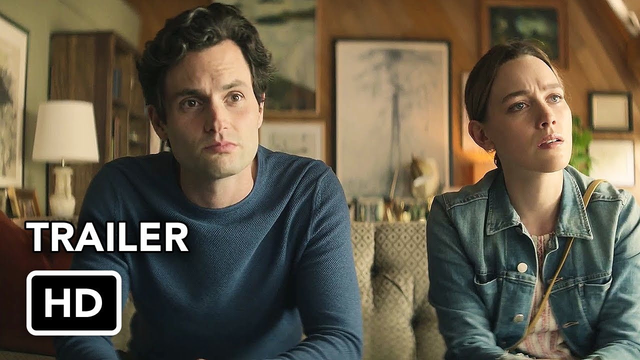 Download YOU Season 3 Trailer (HD) Netflix series