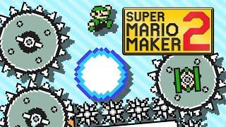 The Super Mario Maker 2 !POWER HOUR!