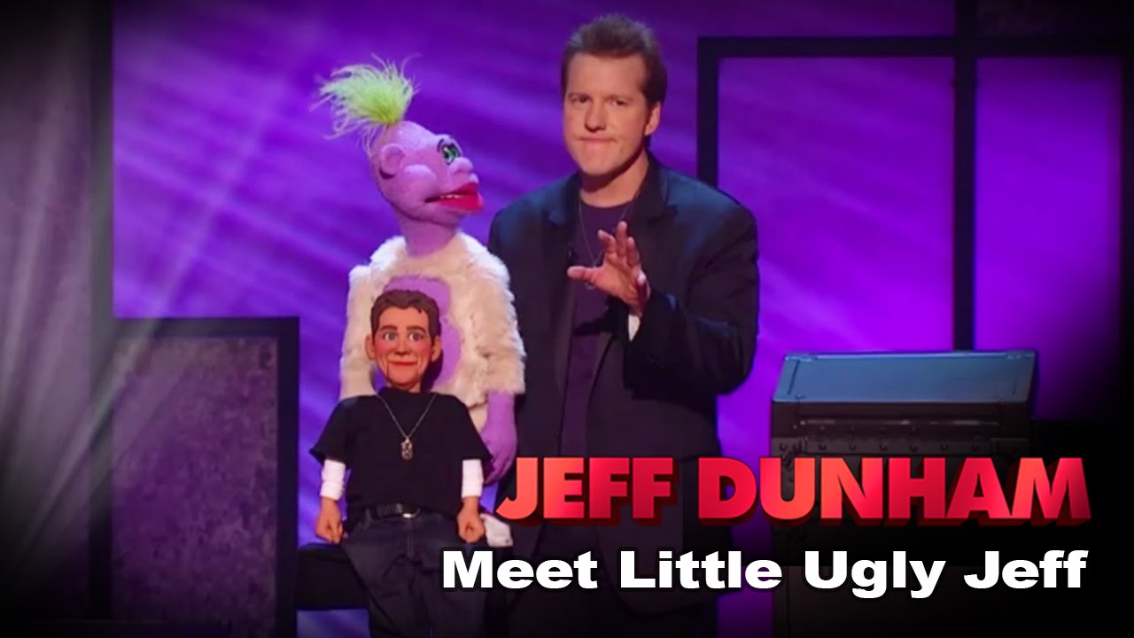 Meet little ugly jeff controlled chaos jeff dunham youtube meet little ugly jeff controlled chaos jeff dunham youtube m4hsunfo
