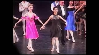 Paris International Dance Competiton Gala(1996)パリ国際ダンスコンペティション ガラ 海賊のバリエーション 針山愛美
