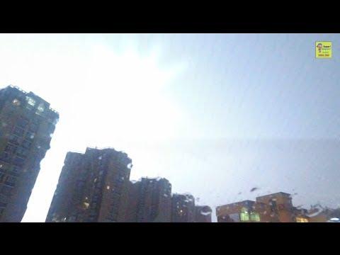Взрыв шаровой молнии