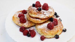Сырники на сковороде - классические рецепты пышных сырников