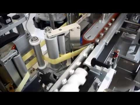 LABELPACK - Labelling systems - MASTER WA RM PHARMA