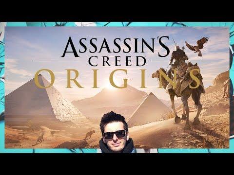 ESCLUSIVA nuova CITTA' MEMPHIS! - Assassin's Creed Origins