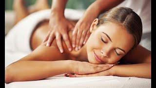 Массаж спины | Как правильно делать массаж спины | Техника выполнения