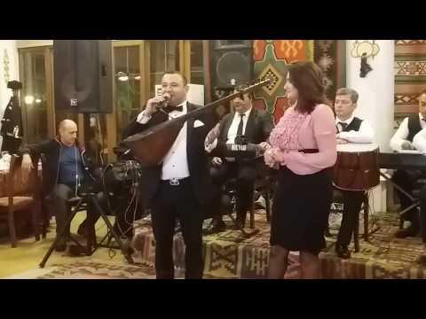 Aşıq Namiq & Gülnar Qüdrətli - canlı ifa, şeir - ad günü 2018