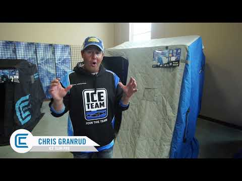 X200 Thermal Best Flip Over Fish Trap For Ice Fishing