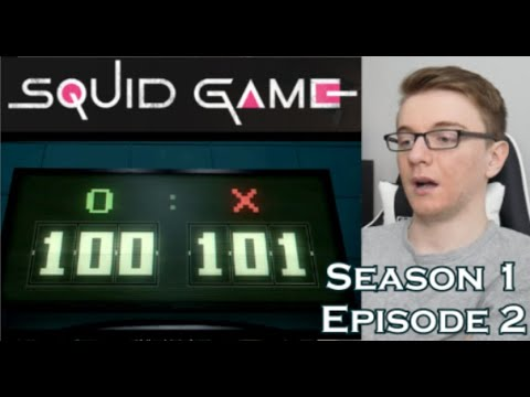 Download Squid Game Season 1 Episode 2 - Hell - REACTION!!