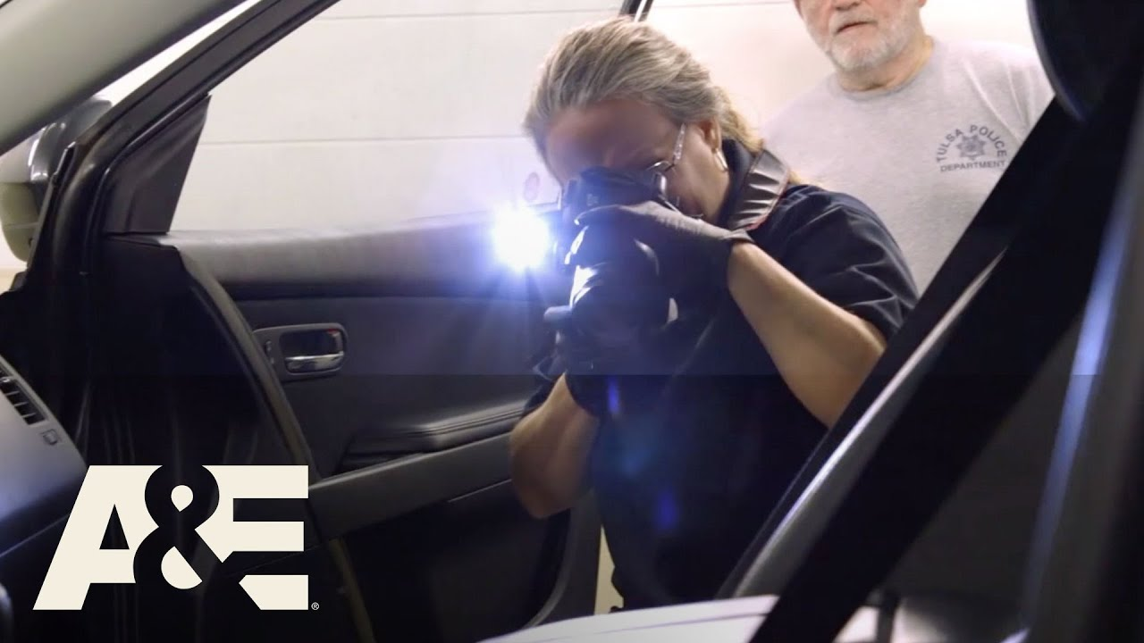 Download The First 48: Detective Margaret Loveall Processes a Car for DNA | A&E