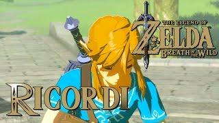 Video The Legend of Zelda: Breath of the Wild ITA [Extra - Ricordi] download MP3, 3GP, MP4, WEBM, AVI, FLV Desember 2017
