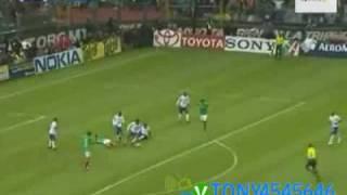 Mexico vs Honduras 1-0 Highlights 09/09/09