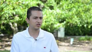 Centro León. Entrevista a Edwin Monsalve