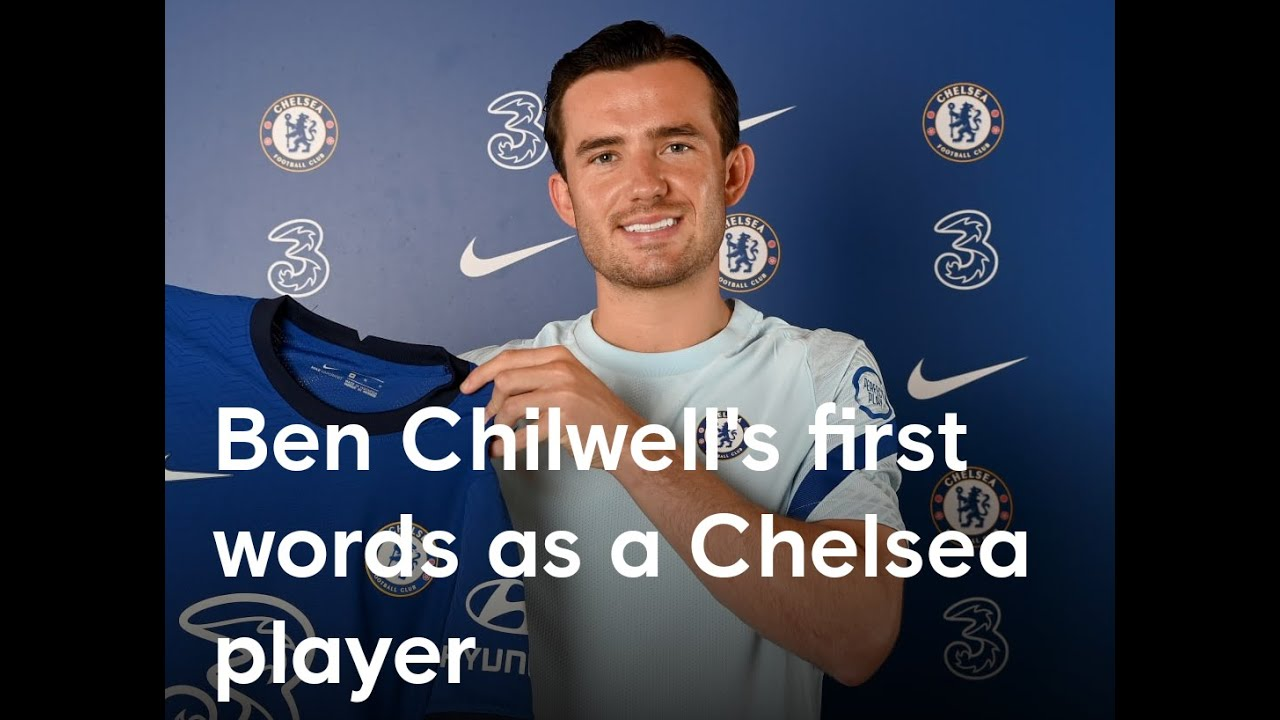 Ben Chilwell - Welcome To Chelsea FC