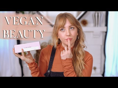 Trying A Vegan & Cruelty-Free Beauty Subscription Box! | Petit Vour February
