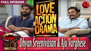 JB Junction: Dhyan Sreenivasan & Aju Varghese | 6th September 2019 | Part 2
