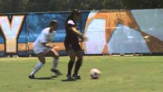 Lady Vols Soccer Highlights vs. Texas A&M (8/28)