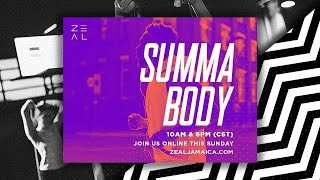 Summa Body Part 2 - Change the Narrative, A conversation on Race & The Body of Christ.