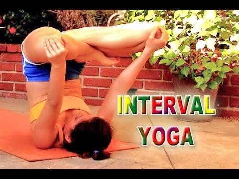 Interval Yoga I am Calm Affirmation Joy