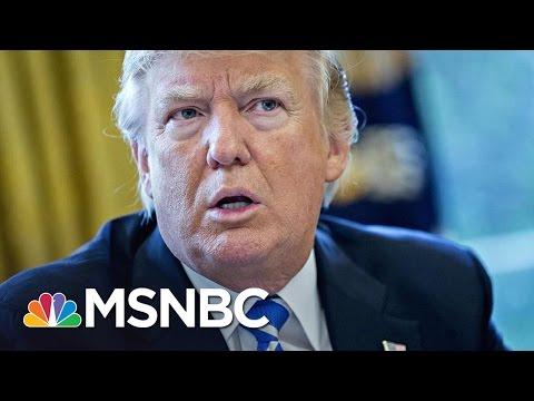 President Donald Trump's Dizzying Series Of Interviews | Morning Joe | MSNBC