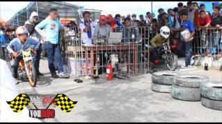 eko kodok ( MCM kebumen ) vs hendra kecil ( sinogo jogja ) Drag bike