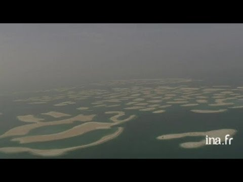 Emirats Arabes Unis, Dubaï : The World, îles artificielles