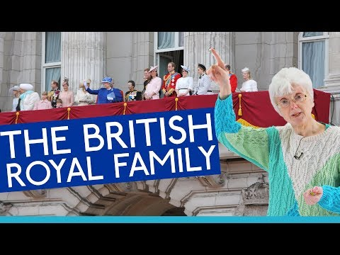 The British Royal Family: Everything you need to know