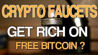 Bitcoin Faucets 2017, Free Bitcoin , Make some extra money!!