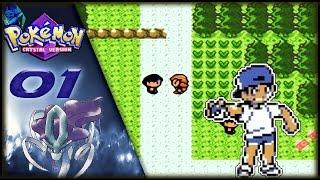 GBC | Guía Pokémon Cristal #1 | ¡COMIENZA LA AVENTURA!