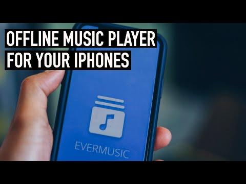 Evermusic: Free Offline Music Player for iOS [iPhone/iPod/iPad]   Music Files Organization