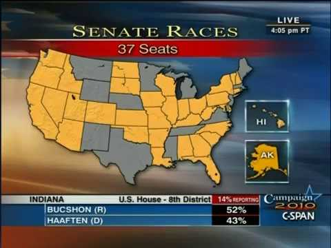 2010 CSPAN Election Night Coverage