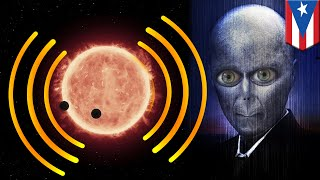 Alien radio broadcast? Scientists find weird radio signals coming from nearby star - TomoNews